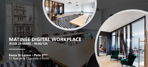 Digital Workplace banner
